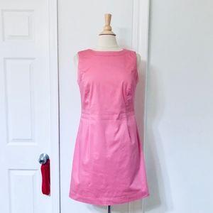 Brooks Brothers Pink Sheath Dress Petite 12 XL 12P